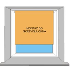 Fotoroleta MINI deKEA – instrukcja pomiaru okna
