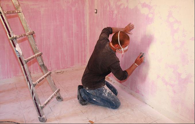 Przygotowanie ściany