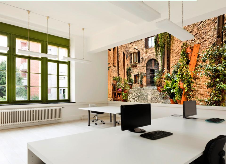 Fototapeta deKEA do biura