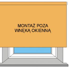 Fotorolety Klasyczne deKEA – instrukcja pomiaru okna
