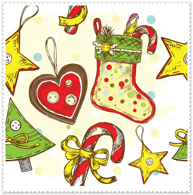 Materiał na Boże Narodzenie