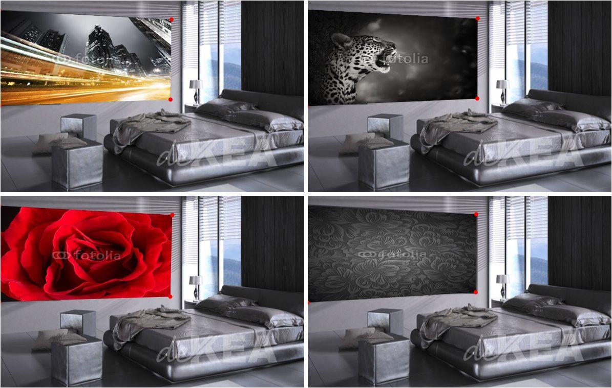 Fototapety deKEA do salonu - wybierz idealny wzór