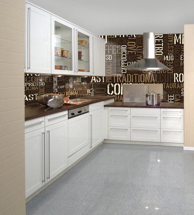 Dekiracyjne szkło do kuchni i jadalni