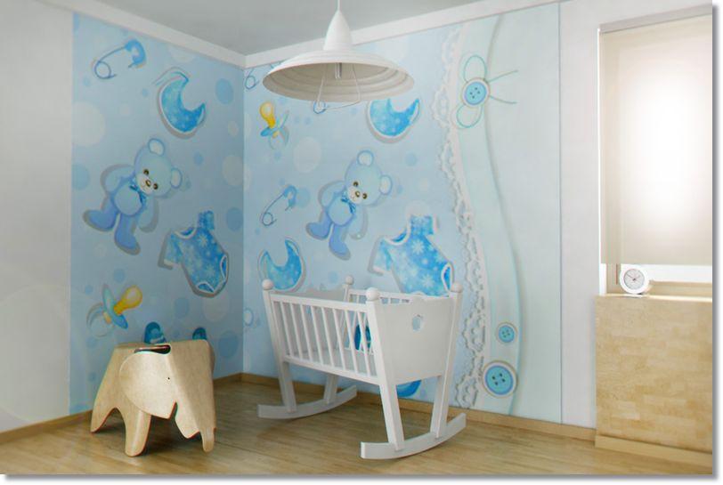 Pokój dziecka - fototapeta