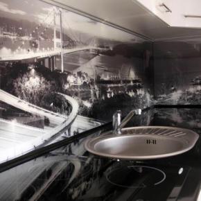 Panele szklane do kuchni – idealna alternatywa dla glazury