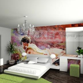 Obraz na ścianie – nowoczesne tapety