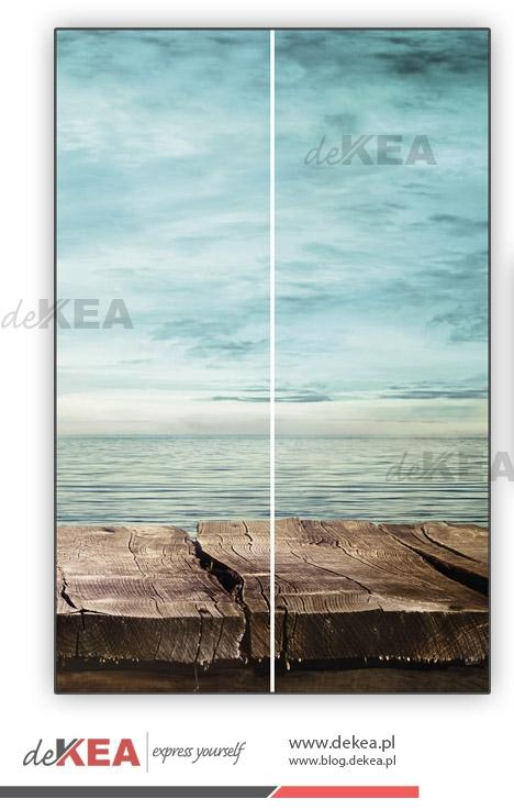 Fotorolety deKEA - morze, ocean