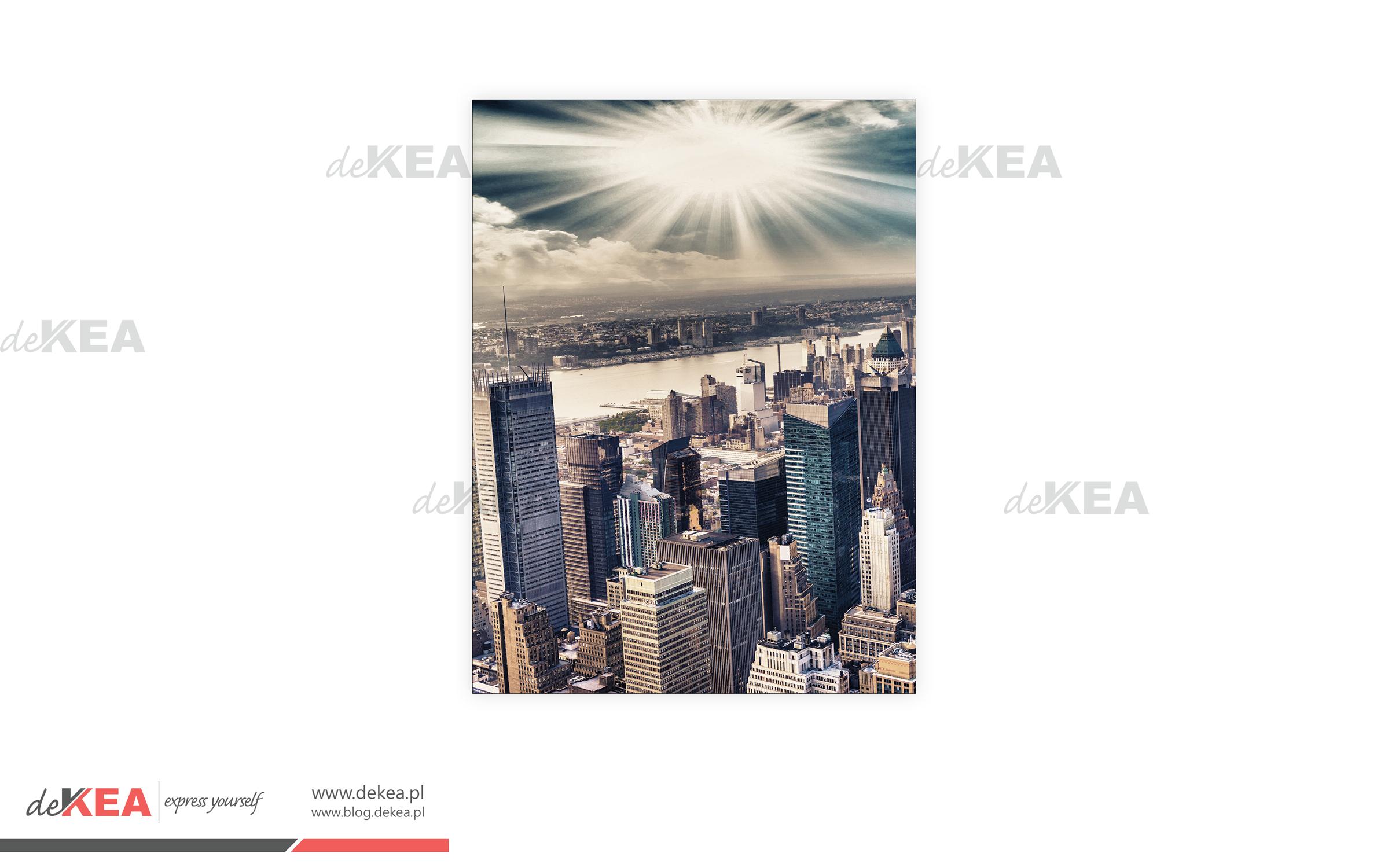 Fotoroleta deKEA Nowy York