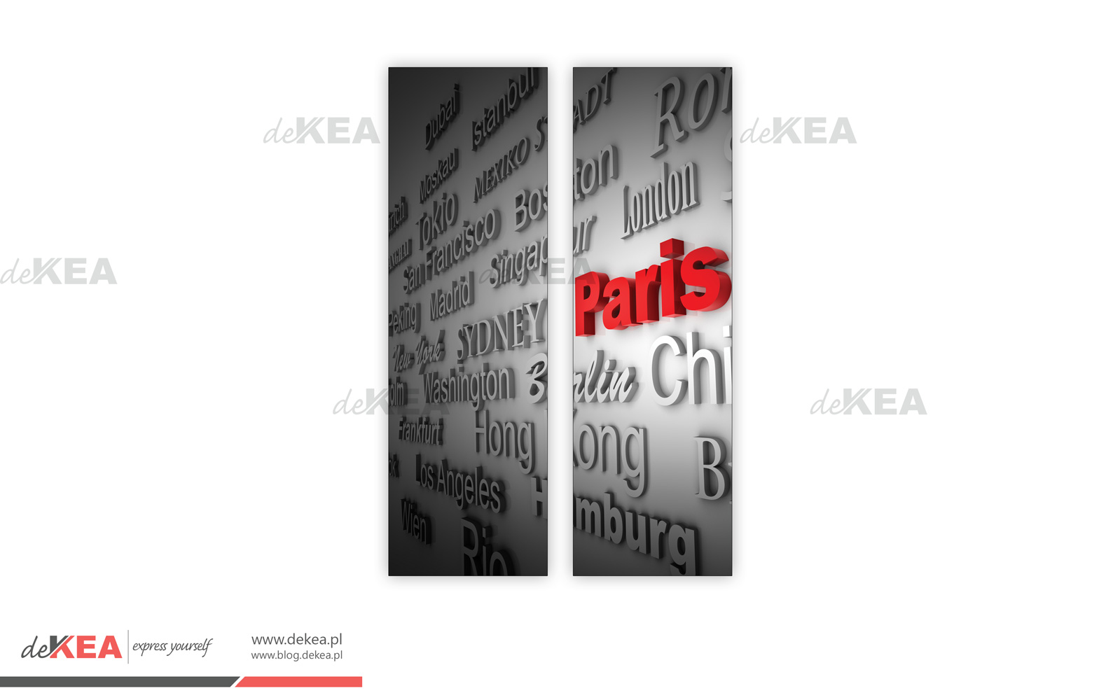Fotorolety deKEA Paryż