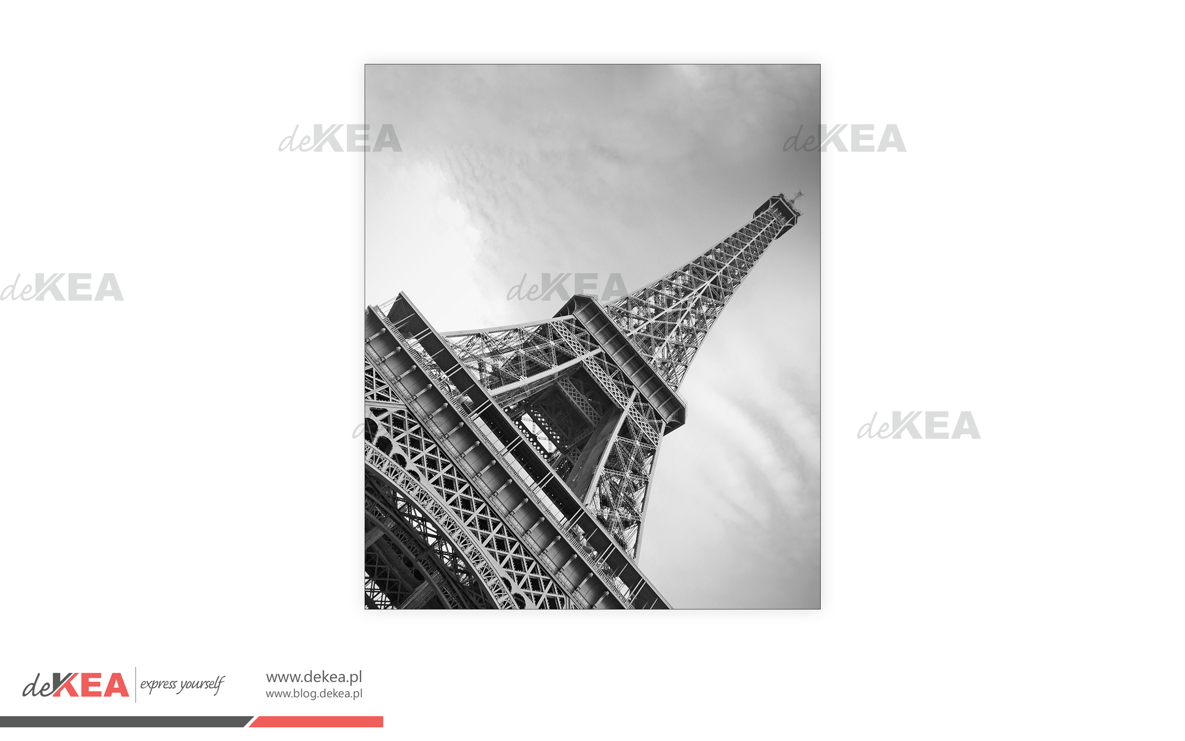 Fotoroleta okienna deKEA - Paryż