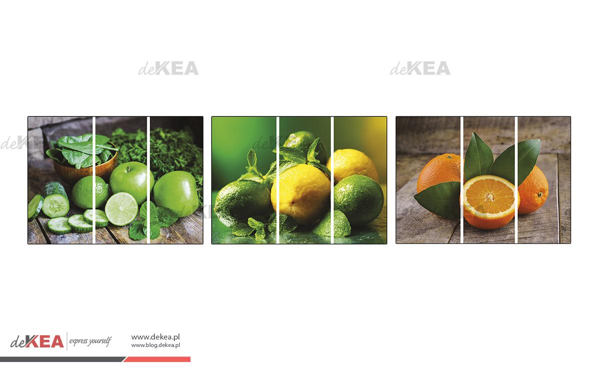 Fotorolety deKEA do kuchni