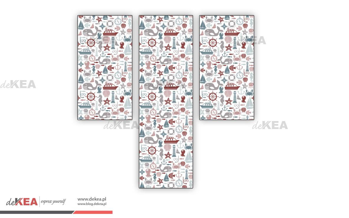 Kolekcja tapet z grafika deKEA do pokoju dziecięcego