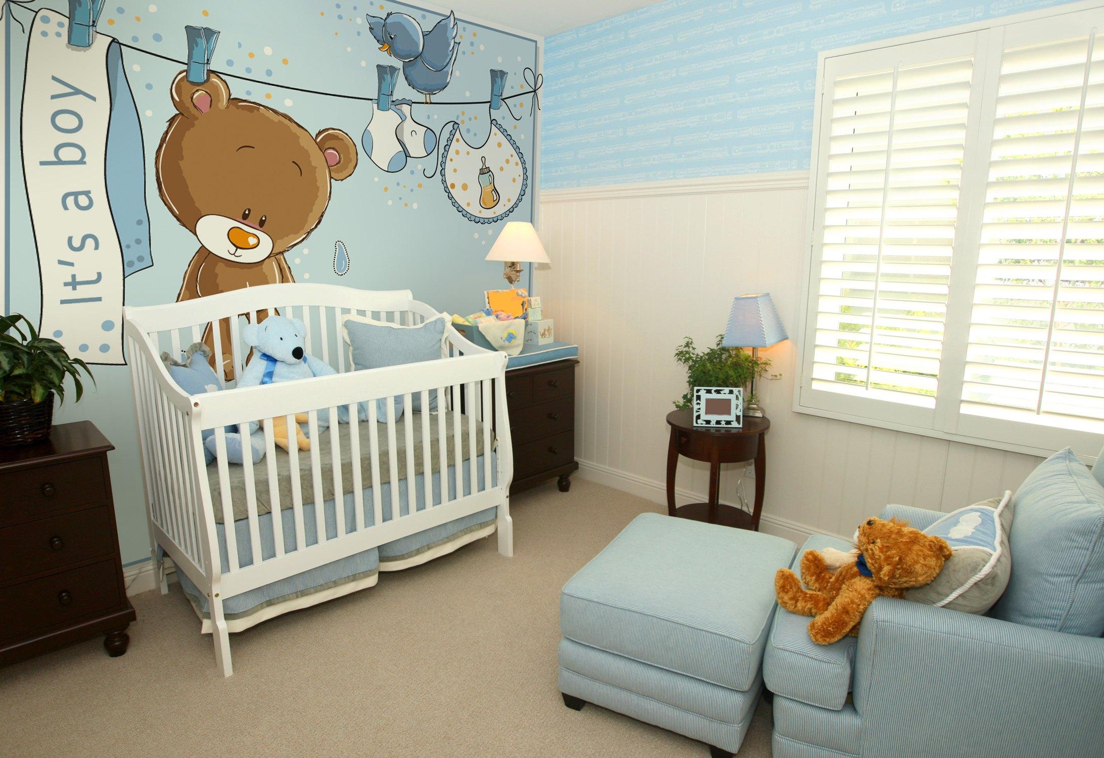 tapety deKEA do pokojów dziecięcych