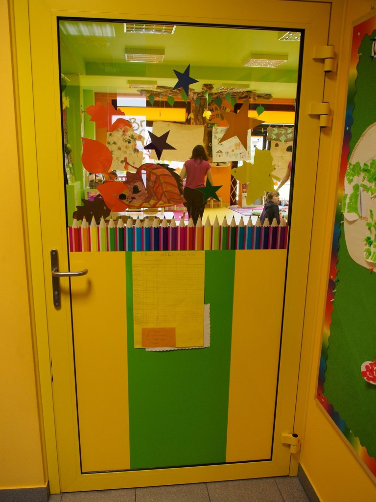 okleina meblowa deKEA do przedszkola
