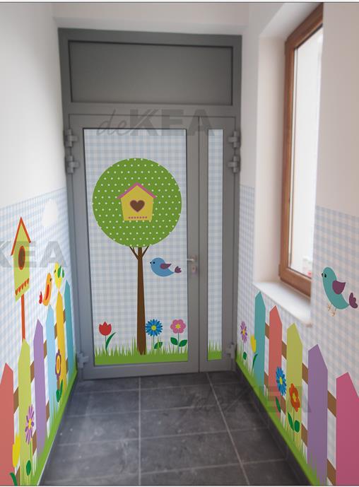 Dekoracje do przedszkola