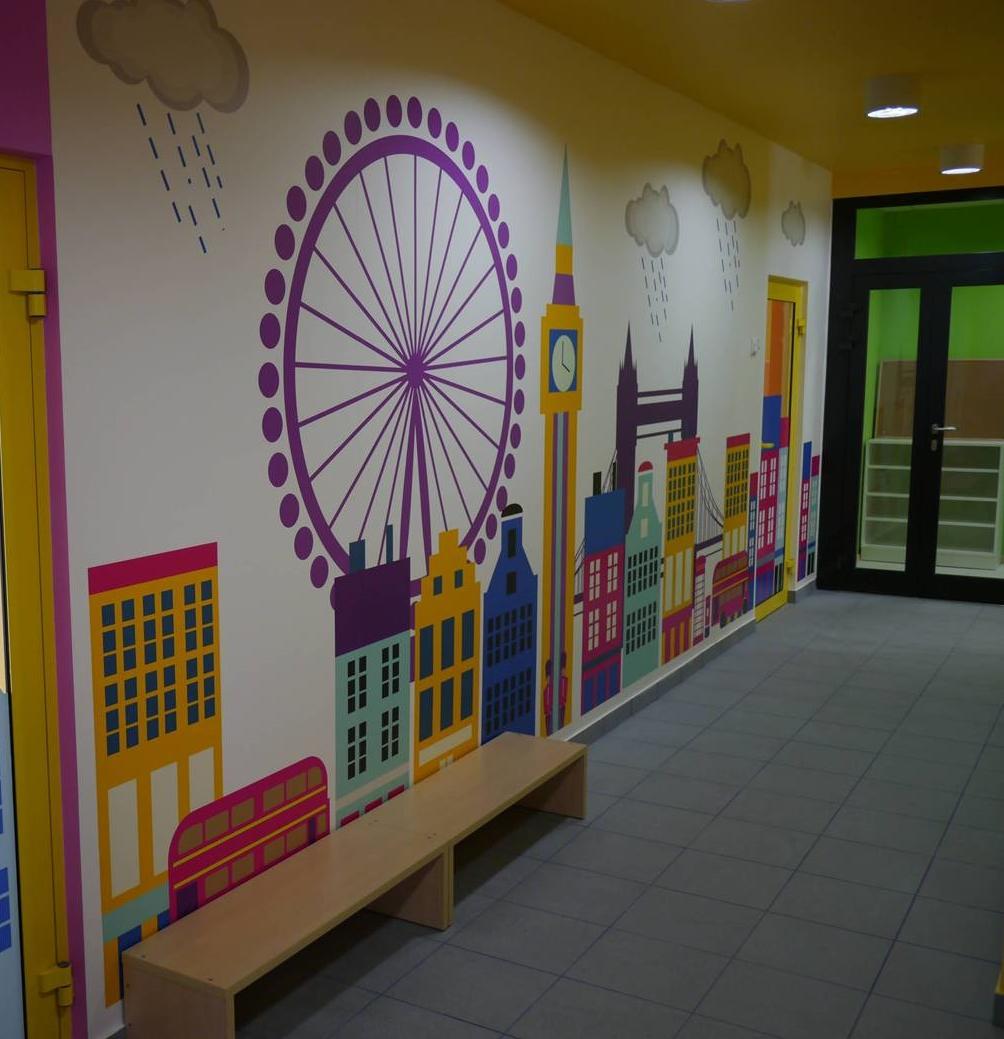 Dekoracje deKEA do przedszkola