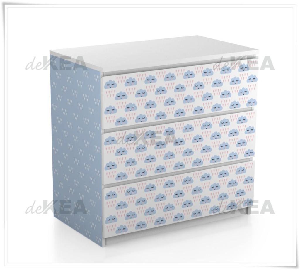 Okleina meblowa na meble IKEA - www.dekea.pl