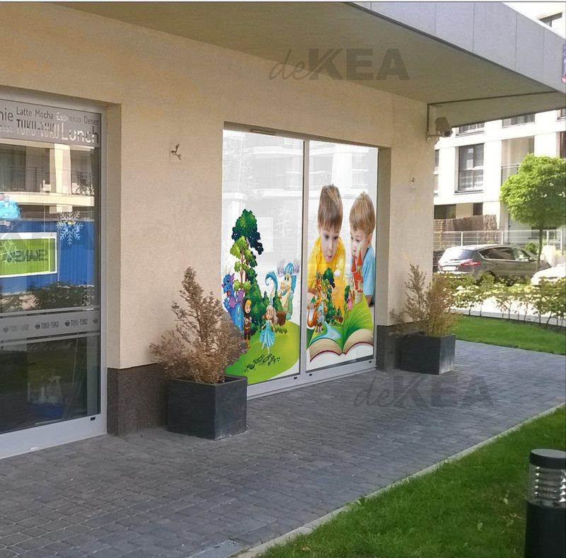 dekoracje do przedszkola-realizacja www.dekea.pl
