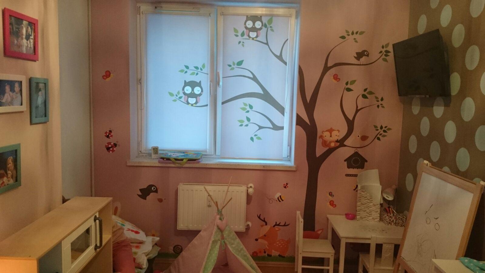 rolety okienne do pokoju dziecięcego