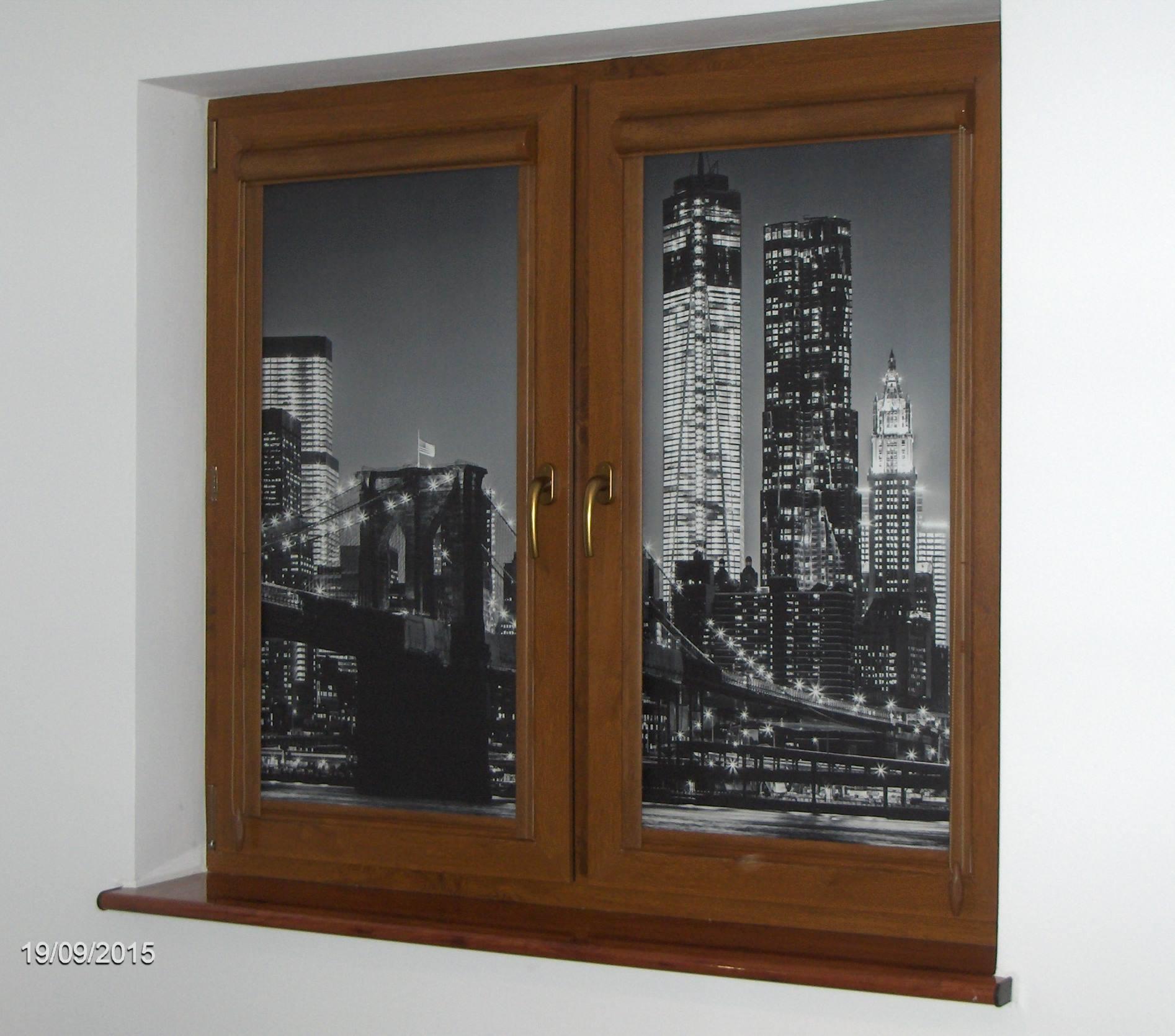 Rolety okienne deKEA_Nowy York