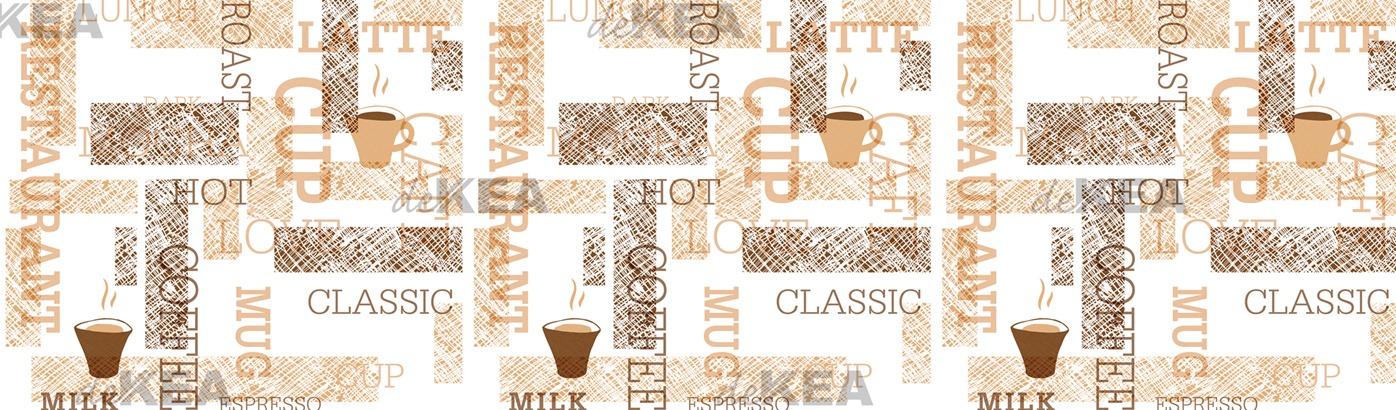 szkło do kuchni deKEA_napisy-kawa